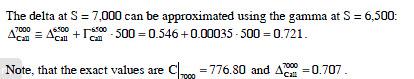 4-delta-gamma-approximation