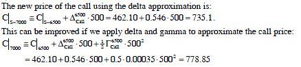 3-delta-gamma-approximation
